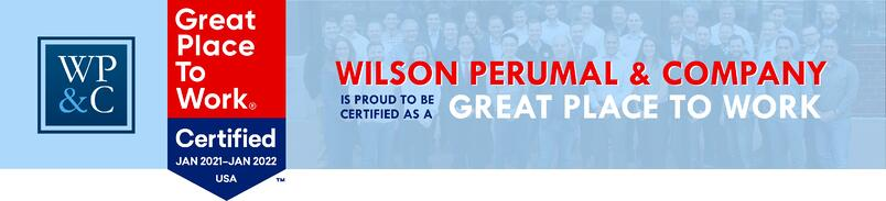 WP&C is Great Place to Work-Certified