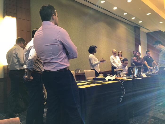 Wilson Perumal Company Meeting - Miami
