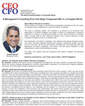 CEOCFO Magazine