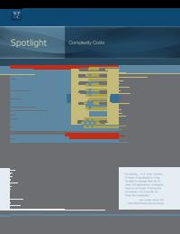 Spotlight Complexity Cost