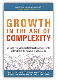 Growth in the age of complexity book