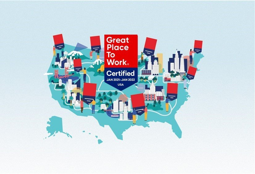 best place to work illustration