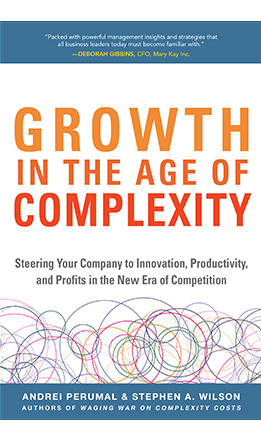 Growth in the Age of Complexity